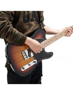 Maple Fingerboard GTL Electric Guitar SS Pickup Sunset Color